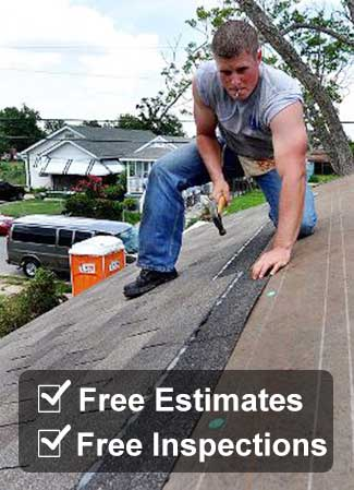 Roofing Contractor Clarksville