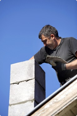 Chimney Repair and Rebuilding in Louisville KY